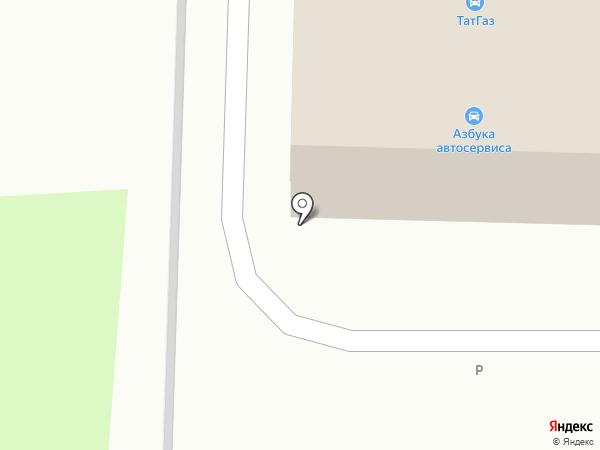 Азбука Автосервиса на карте Казани