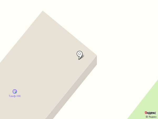 АЗС Автодорстрой на карте Высокой Горы