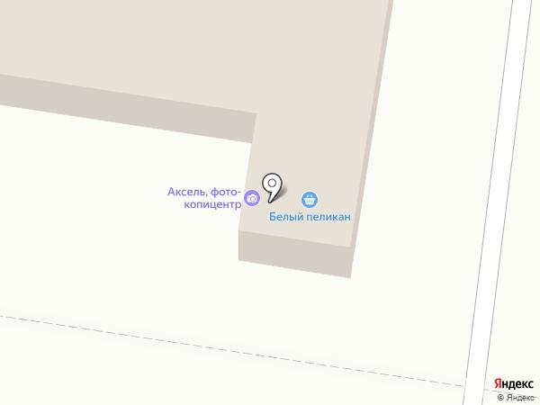 Гессен на карте Тольятти