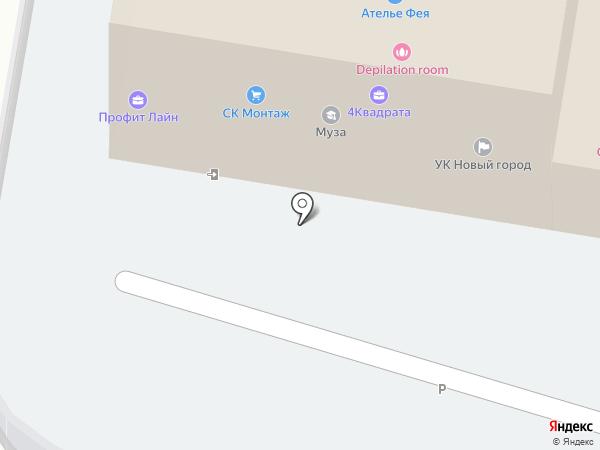 ЮрЭкоЛайн на карте Тольятти