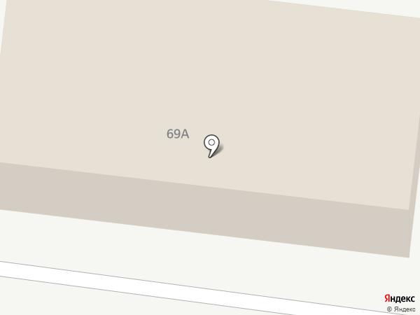 Химчистка 26 на карте Тольятти