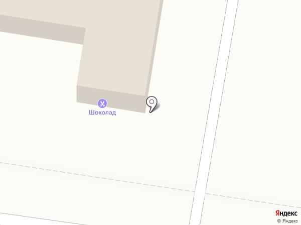 Ромашка на карте Тольятти