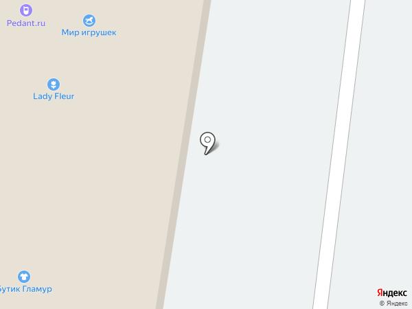 Рукодельница на карте Тольятти