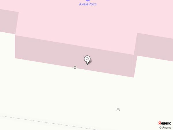 Медгард на карте Тольятти