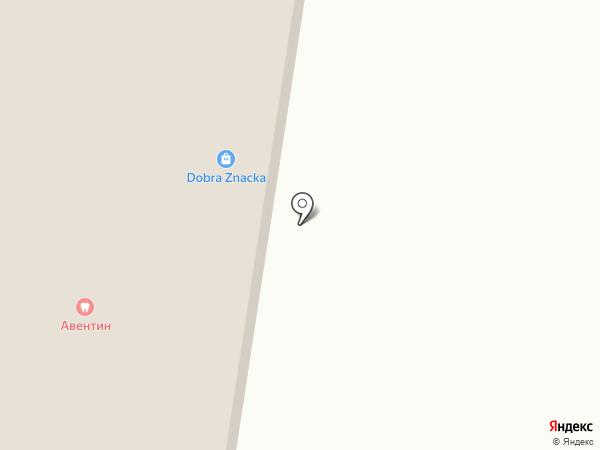 Хамелеон на карте Тольятти