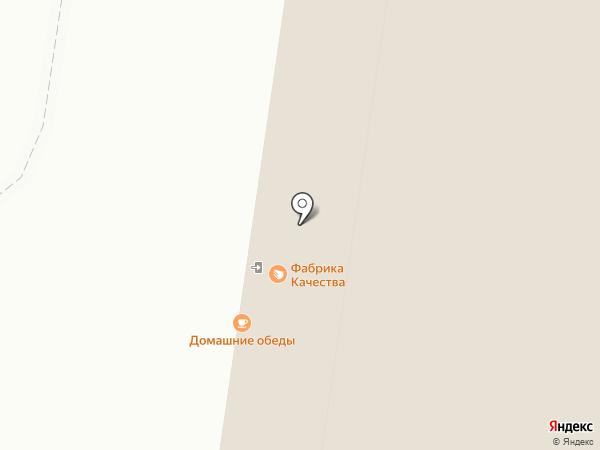 Фабрика машинной вышивки на карте Тольятти