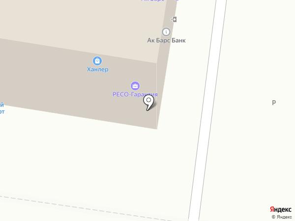 Протон+ на карте Тольятти