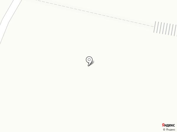 Киоск по продаже хлебобулочных изделий на карте Тольятти