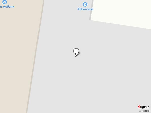 Торгово-сервисный центр на карте Тольятти
