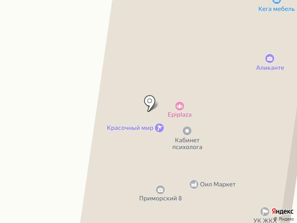 ТрансАвтоТрейд на карте Тольятти
