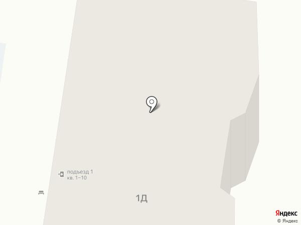 Прилесье на карте Тольятти