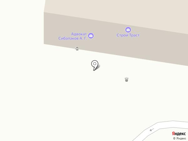 ВОЛГАДОМ на карте Тольятти