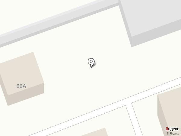 Сабина на карте Выселков