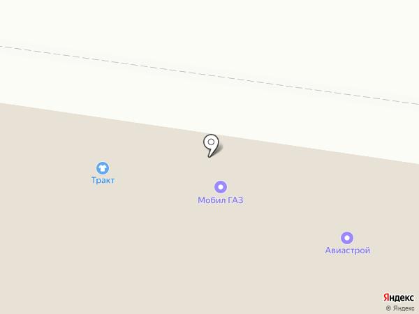 АЛДИКО на карте Тольятти