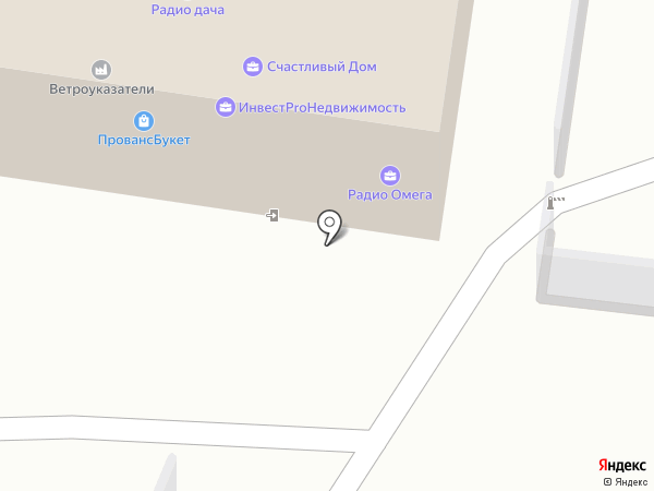 Любимая на карте Тольятти