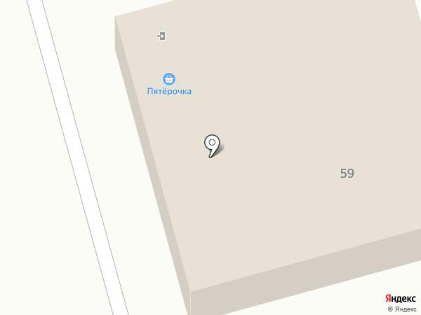 Кругаль на карте Выселков