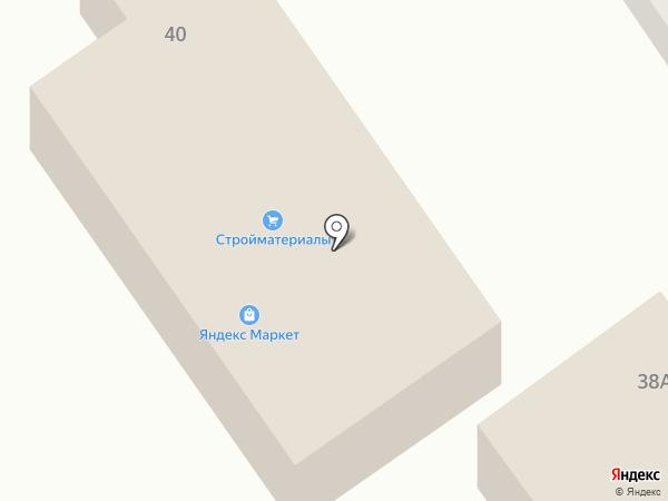 Магазин хозтоваров на карте Жигулей