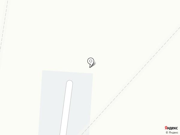 Спецкомбинат на карте Тольятти