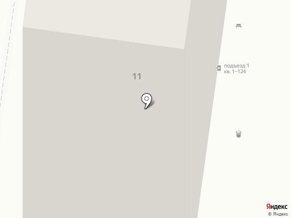 Адвокатский кабинет №583 на карте Тольятти