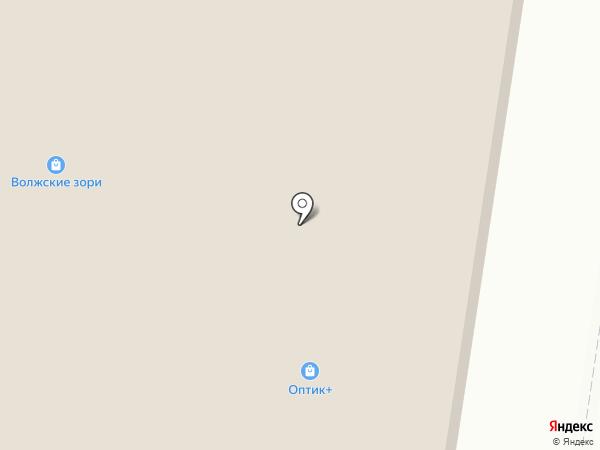 Поволжский Центр Технической Помощи на карте Тольятти