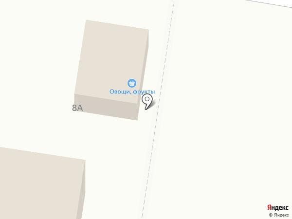 Цветочный салон на карте Тольятти