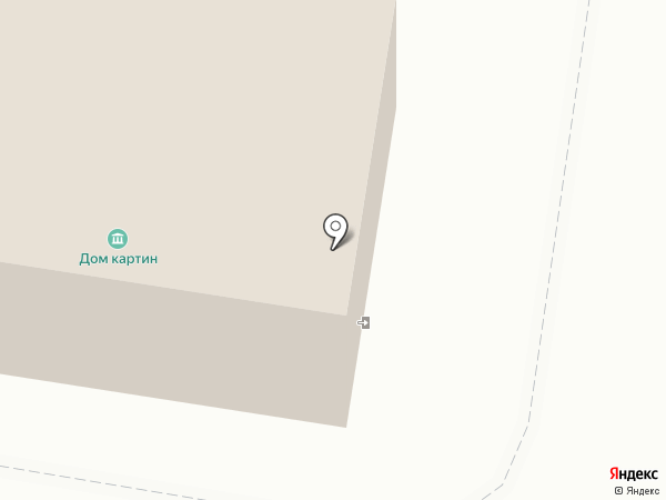 Дом картин на карте Тольятти