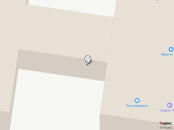 Модуль Хаус на карте Тольятти