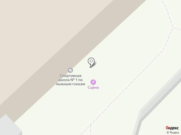Компания по прокату лыж и ватрушек на карте Тольятти