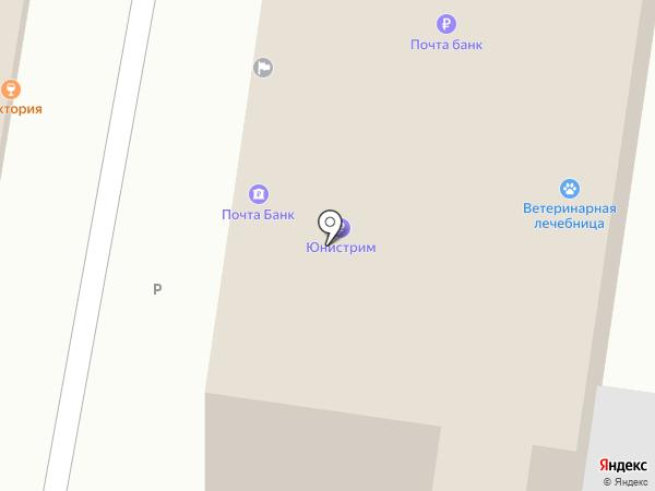 Мастерская по ремонту часов на карте Тольятти