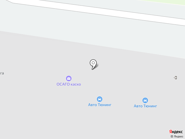 АВТОТЮНИНГ на карте Тольятти