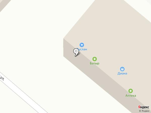 Магазин кондитерских и молочных продуктов на карте Высокой Горы