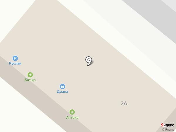 Воблаbeer на карте Высокой Горы