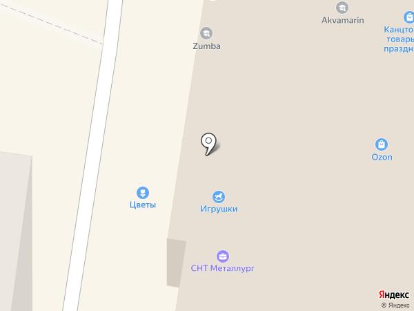 РосФарм на карте Тольятти