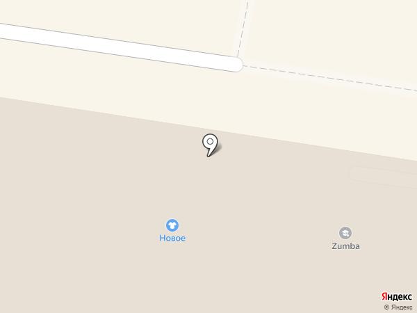 Мебельная фирма на карте Тольятти