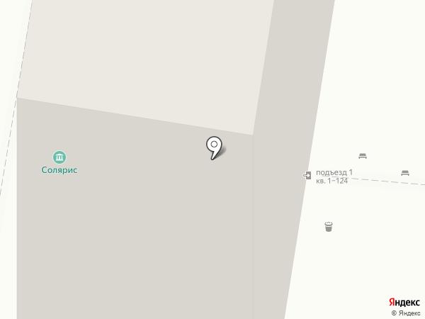 Наркологический кабинет на карте Тольятти