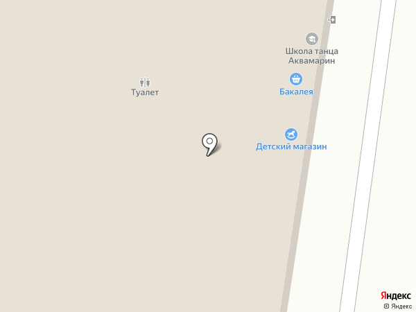 Семеновна на карте Тольятти