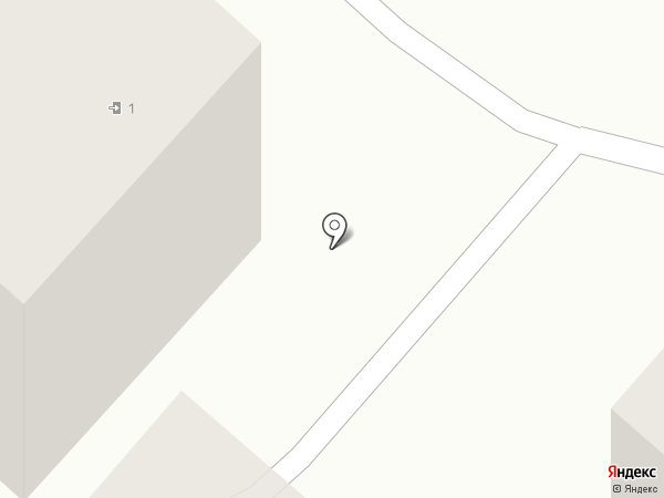 Парикмахерская на карте Высокой Горы