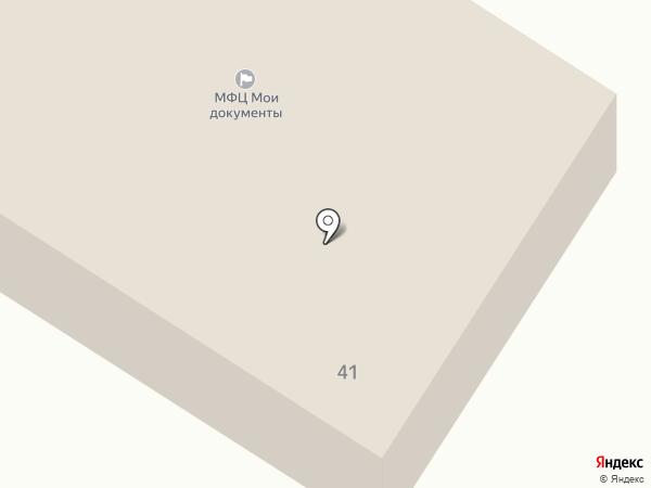 Церковная лавка на карте Усадов