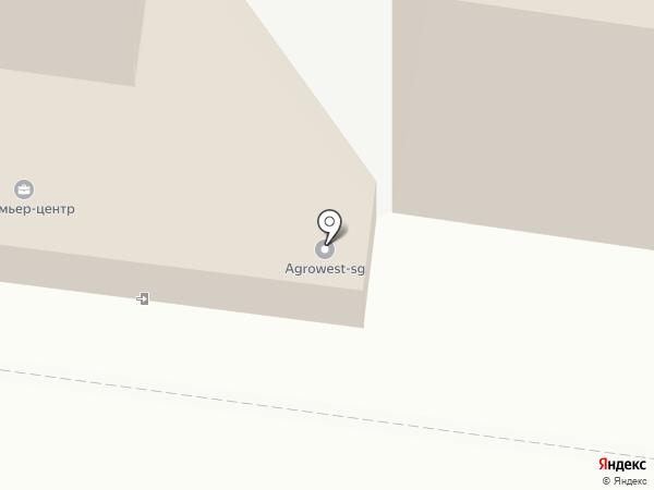 Макс, ЗАО на карте Тольятти