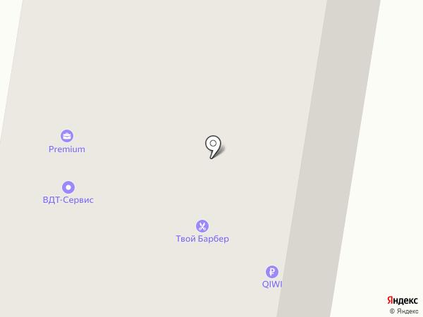 Мастерица на карте Тольятти