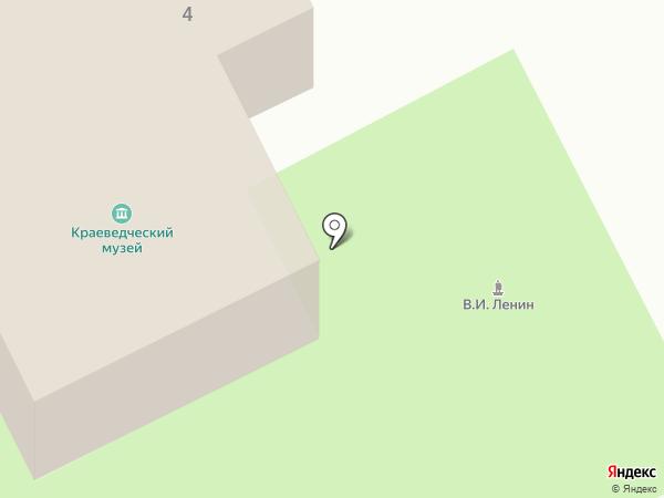 Высокогорский краеведческий музей на карте Высокой Горы