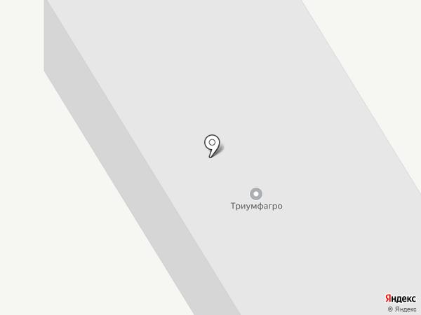 ВСК Союз на карте Высокой Горы
