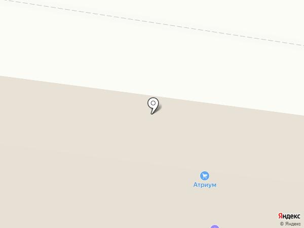 Литау на карте Тольятти