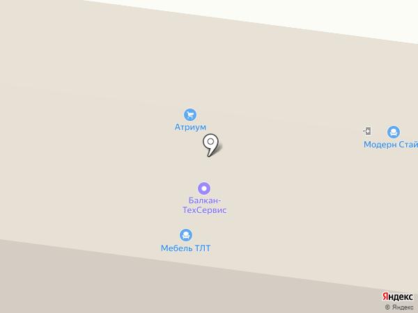 Регата на карте Тольятти