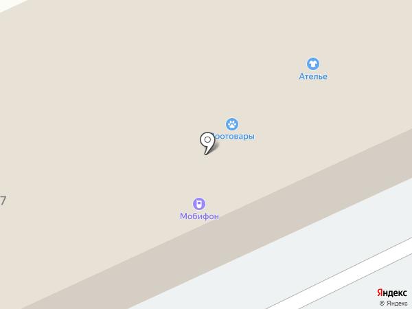 Магазин электротоваров на Советской на карте Высокой Горы