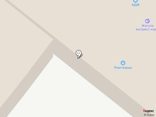 ПарМастер на карте Тольятти
