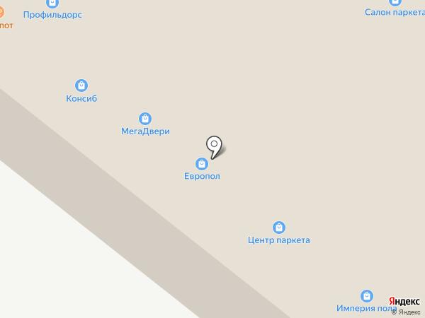 Ardoni на карте Тольятти