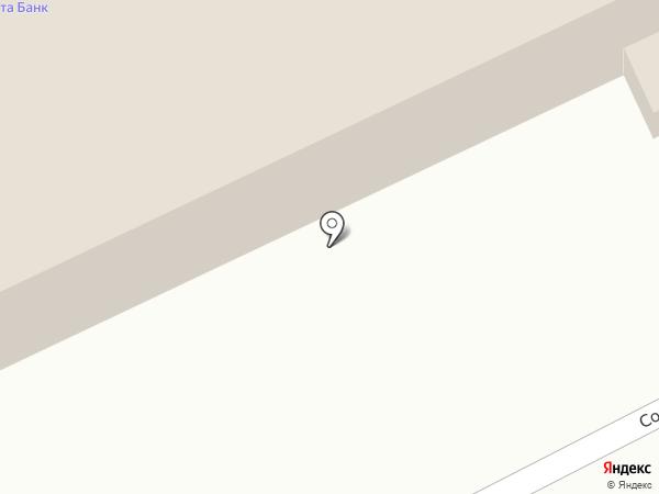 Таттелеком, ПАО на карте Высокой Горы