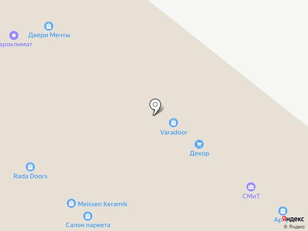 Varadoor на карте Тольятти