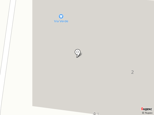 Via Verde на карте Тольятти